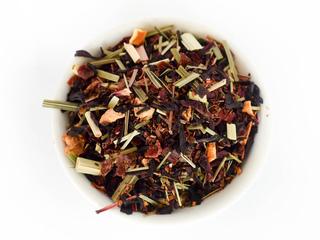MAYA – Citrus Hibiscus Herbal Tea (per Oz)