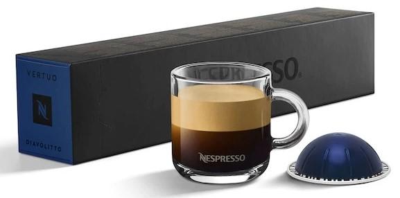 VERTUO Espresso Diavolitto By NESPRESSO