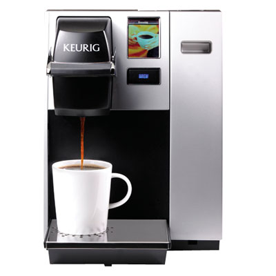 Commercial K150 K-Cup Brewer (w/reservoir) From Keurig
