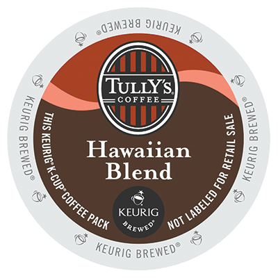Hawaiian Blend Extra Bold From Tully's