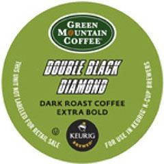 Double Black Diamond From Green Mountain