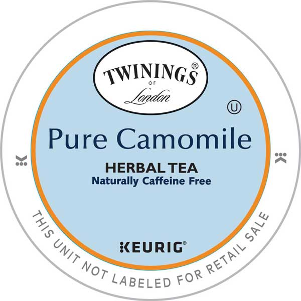 Pure Camomile Herbal Tea From Twinings