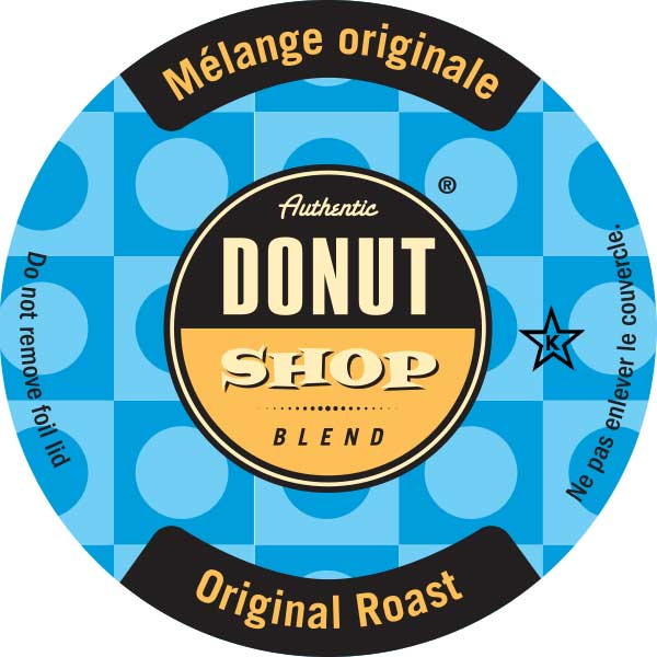 Original Roast From Authentic Donut Shop