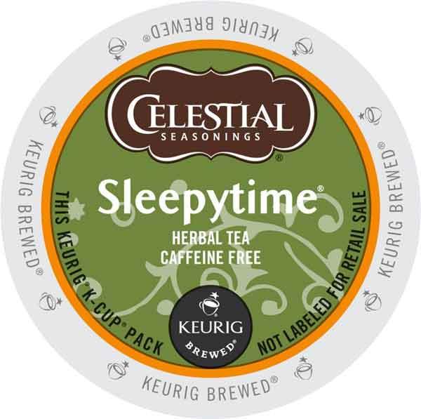 Sleepytime Herbal Tea From Celestial Seasonings