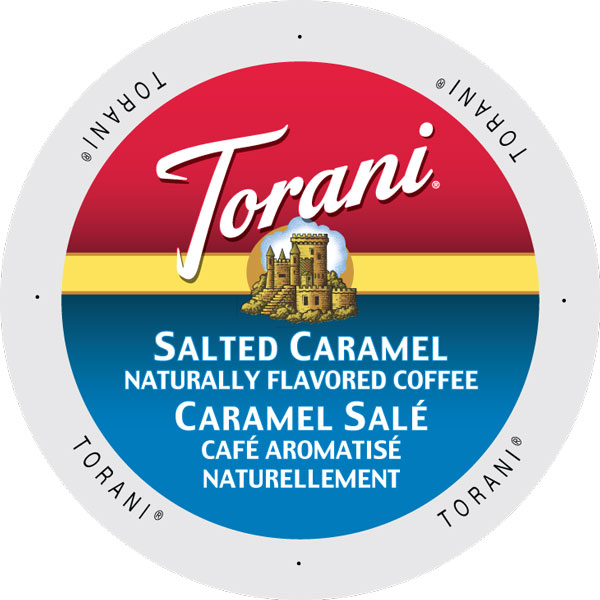 Salted Caramel From Torani