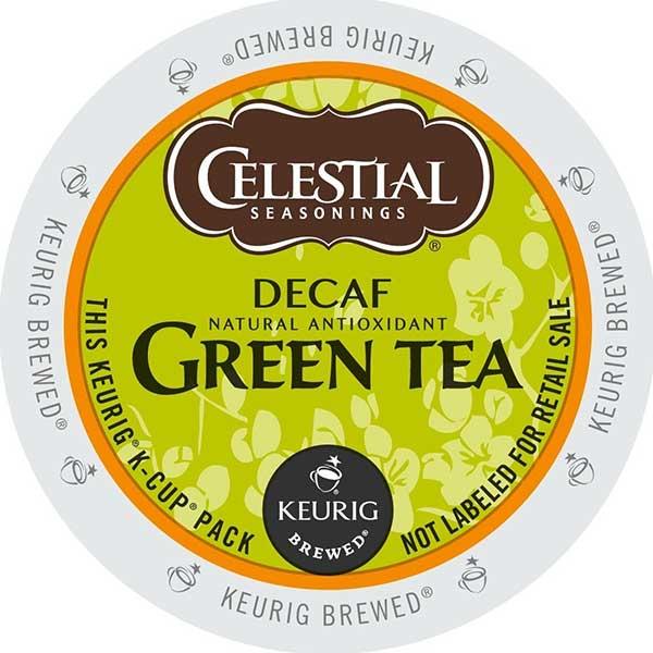 Green Decaf Tea From Celestial Seasonings