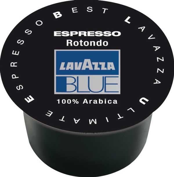 Rotondo Espresso By Lavazza BLUE