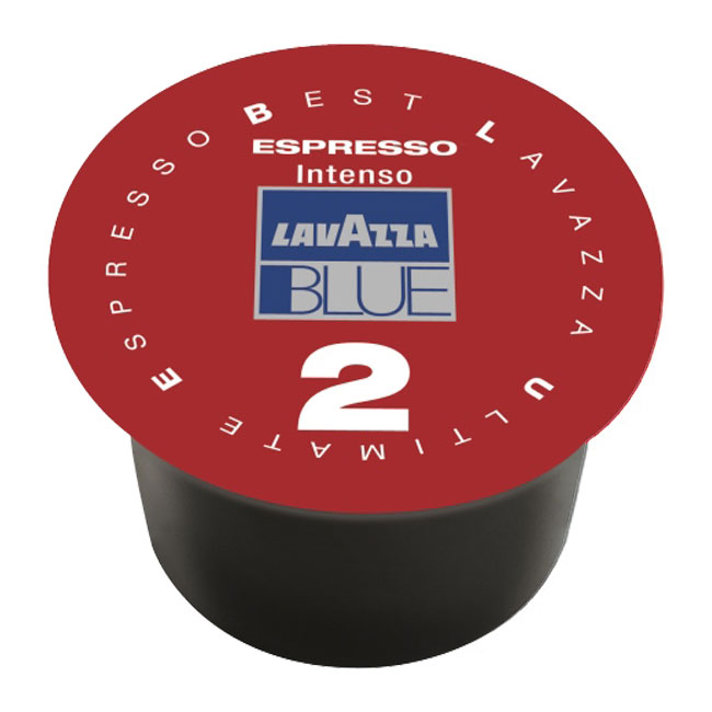 "Intenso ""Double Shot"" Espresso By Lavazza BLUE"