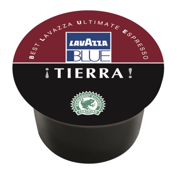 ¡Tierra! Espresso By Lavazza BLUE