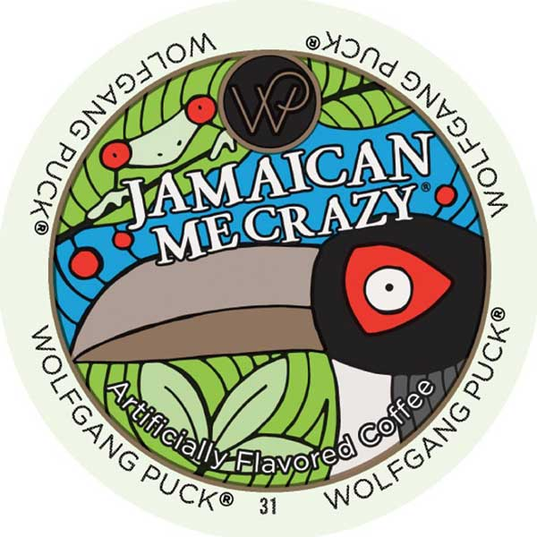 Jamaican Me Crazy By Wolfgang Puck