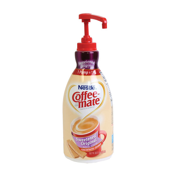 Coffee-mate Original Sweet  (50.7 Oz Dispenser Pump) From Nestlé