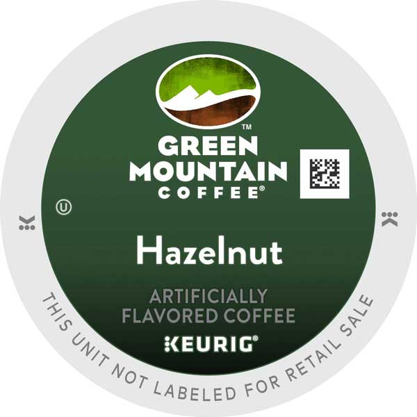 Hazelnut From Green Mountain