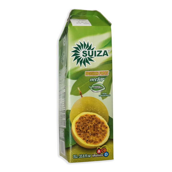 Passion Fruit Nectar From Suiza