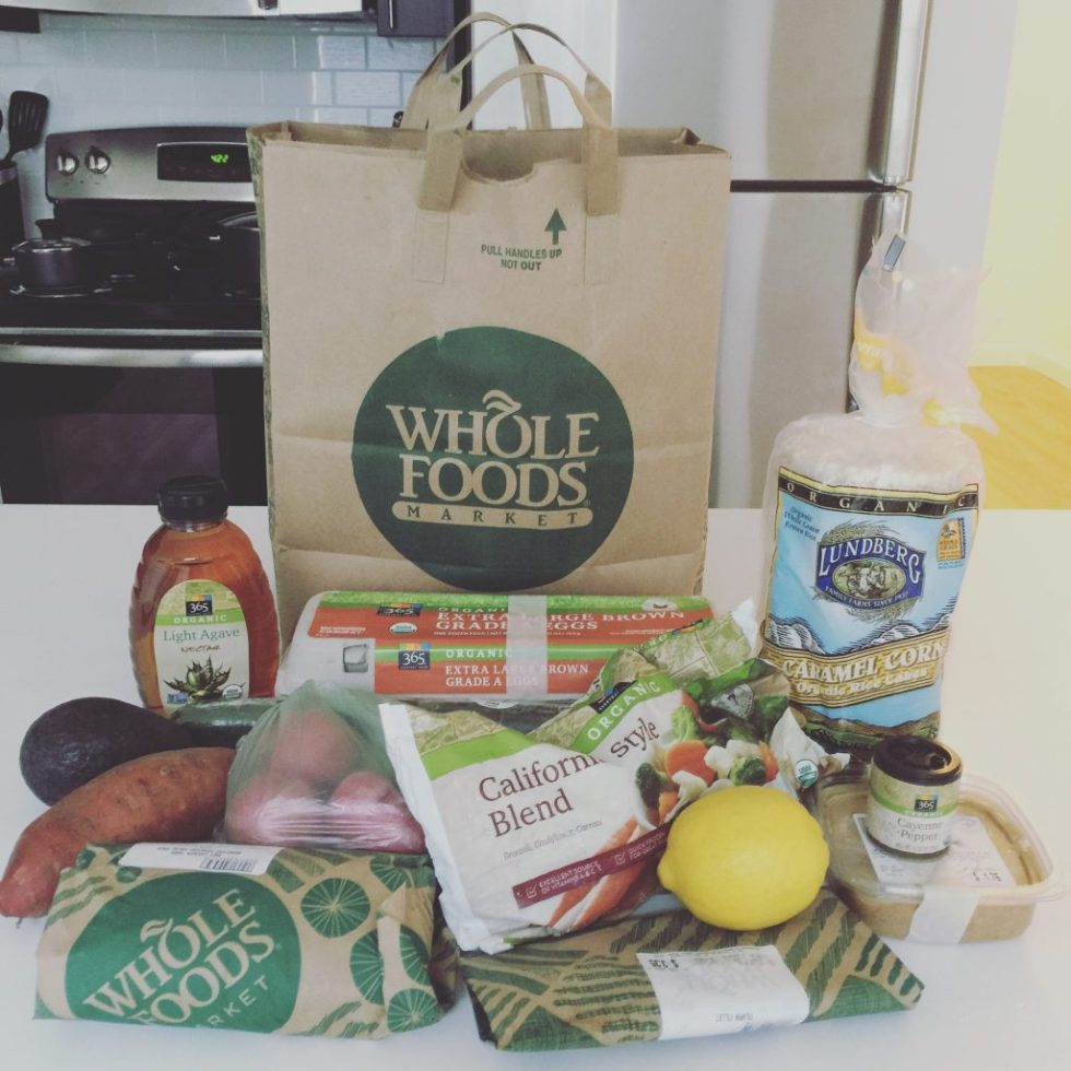 eating clean whole foods NYC lifestyle