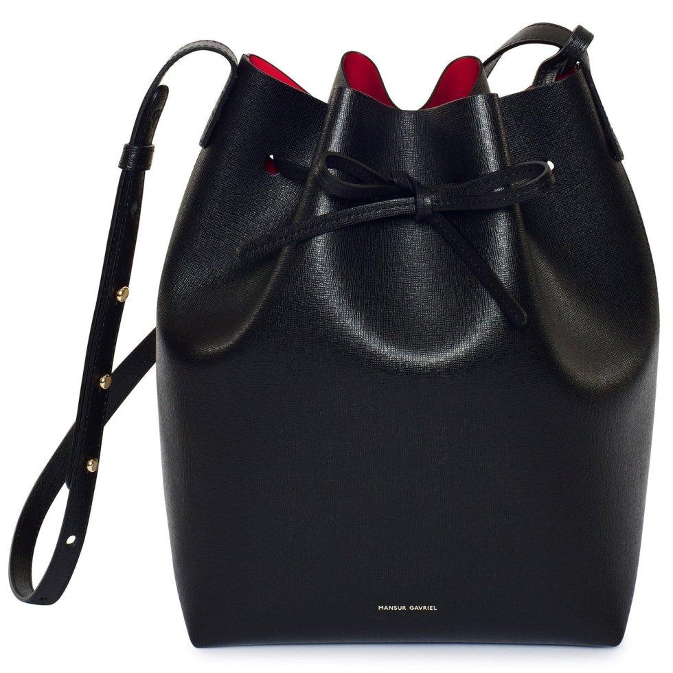 Mansur Gavriel bucket bag in saffiano leather handbag cocoa butter diaries San Francisco fashion blog Bay Area fashion blogger SF style blog Bay Area style blogger