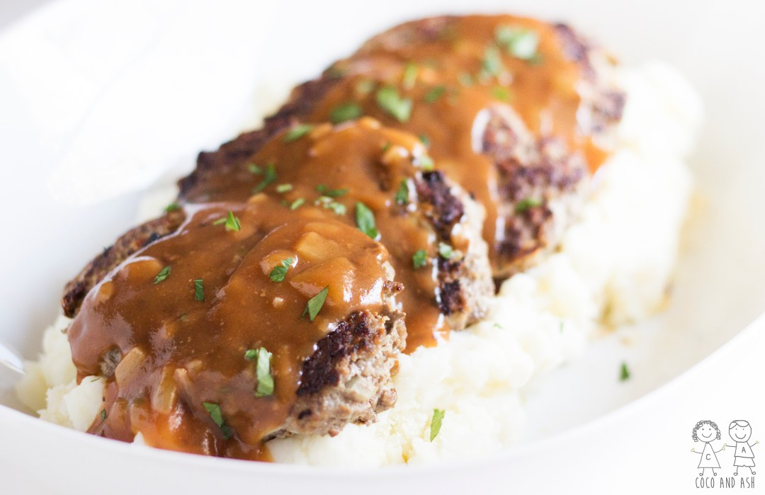 skillet meatloaf easy dinner best pan quick