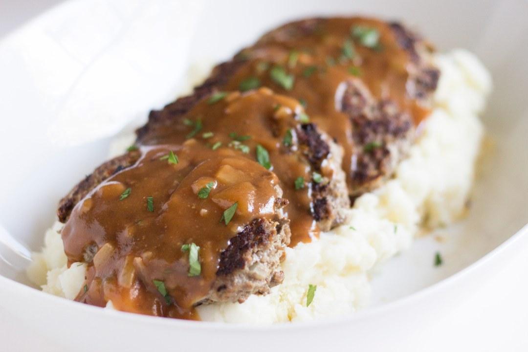 skillet meatloaf easy dinner best pan quick