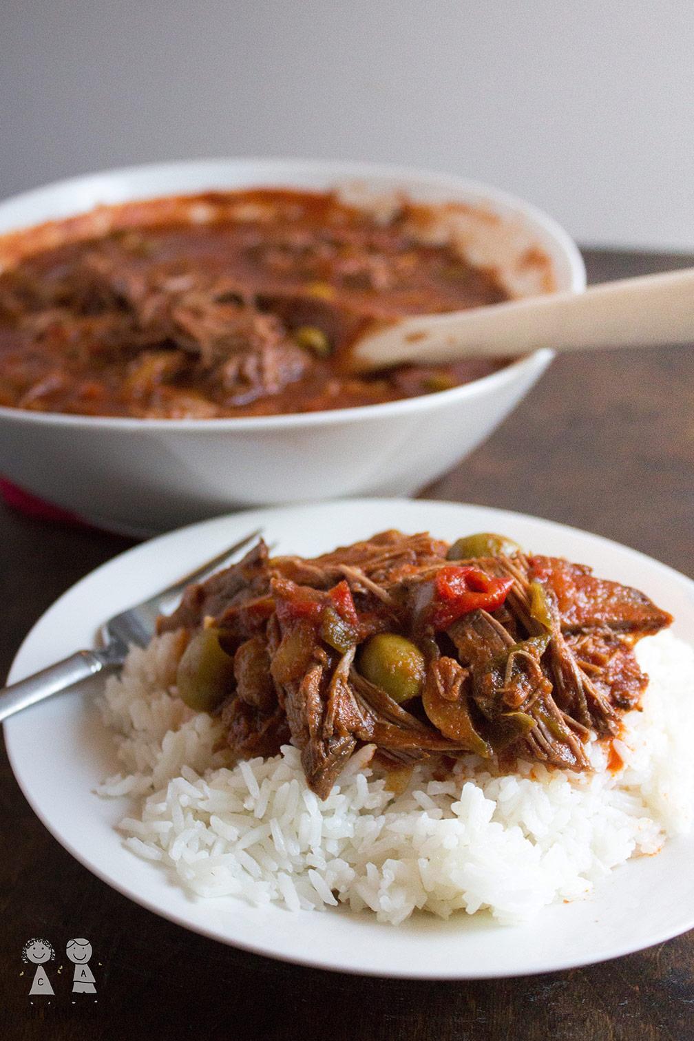 Cuban Ropa Vieja Recipe Food Network