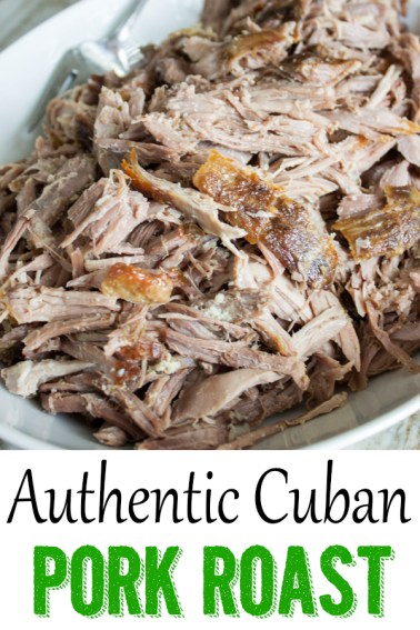 Authentic Cuban Pork, Cuban pork roast, cuban pork, pernil, cuban pork shoulder, pork butt,