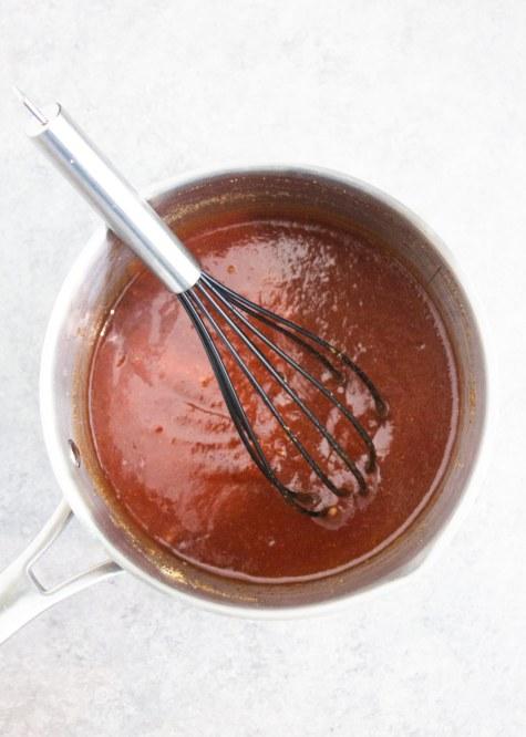 guava bbq sauce, guava barbecue sauce, conchita, preserves
