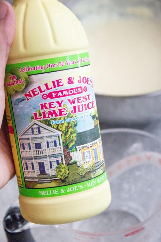 nellie and Joe's key lime juice, No bake key lime pie, easy key lime pie, homemade, pie, easy, coco and ash,