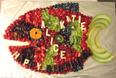 CocoMe Blog Archive Childrens Birthday Cake in shape of a