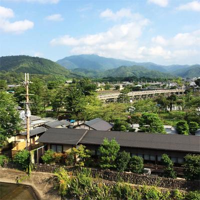 www.cocoandme.com - Coco&Me - Coco and Me - Japan - Arashiyama view