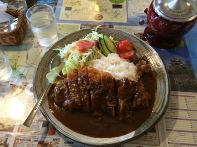 www.cocoandme.com - Coco&Me - Coco and Me - Norikura in Nagano prefecture - Katsu Curry - Abbey Road