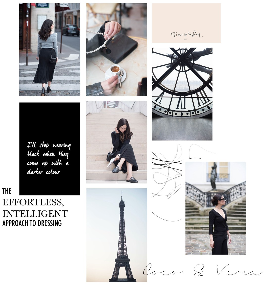 Coco & Vera, a Winnipeg- and Paris-based fashion blog by Cee Fardoe