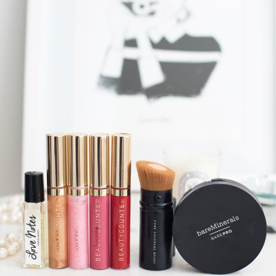 Holiday Beauty Favourites
