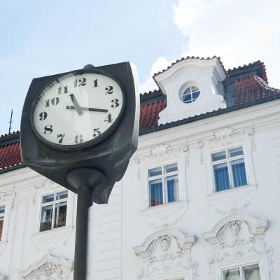 Snapshots of Prague