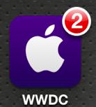 WWDC App Logo