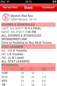 Boston Sox