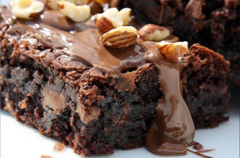 Por qué no podemos decirle 'no' a un brownie de chocolate
