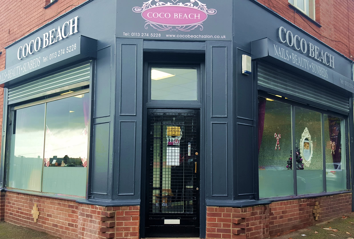 coco beach salon leeds