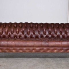 Restoration Hardware Leather Sofas Review Kivik Sofa Without Arms A Of Cambridge Chesterfield ...