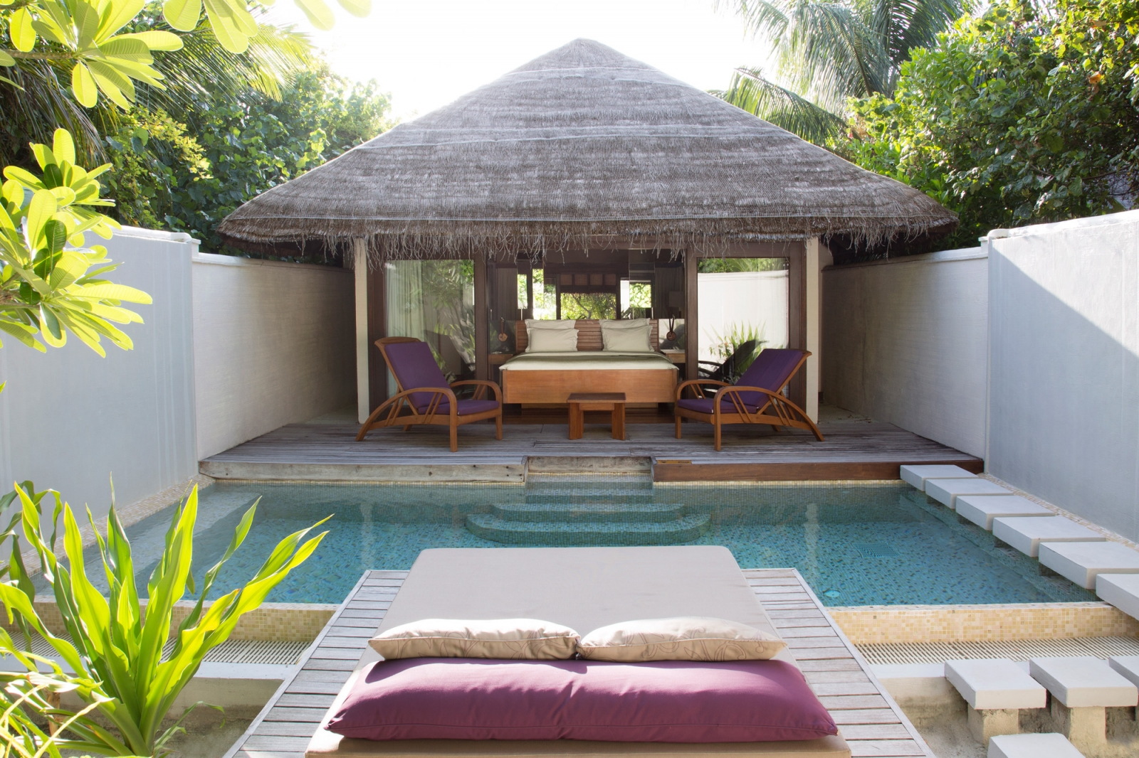 Maldives Island Villa  Coco Collection