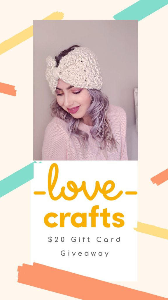 lovecrafts giveaway with coco crochet lee