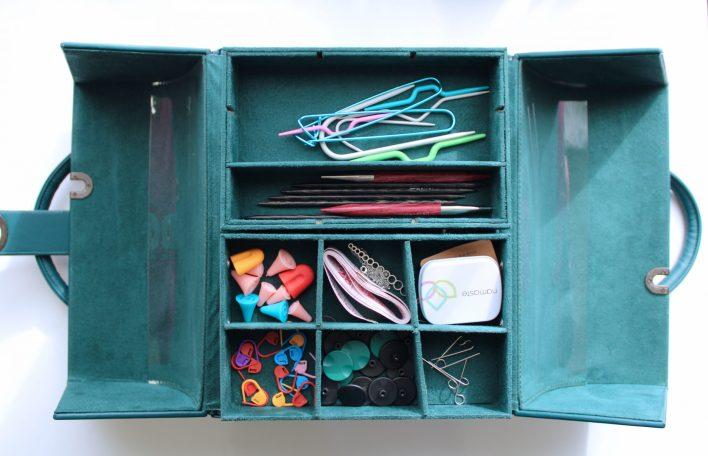 Jimmy Beans Wool Make Nameste Makers Trunk / CoCo Crochet Lee