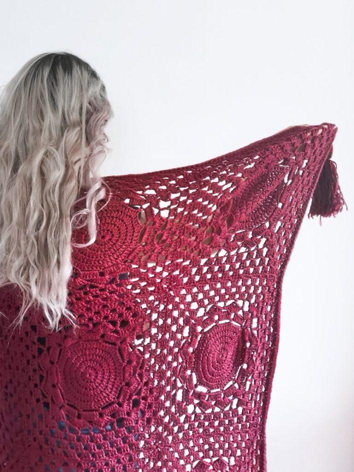 Juliet's November Afghan - CoCo Crochet Lee