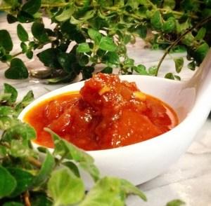 spicy marinara arrabbiatta sauce italian