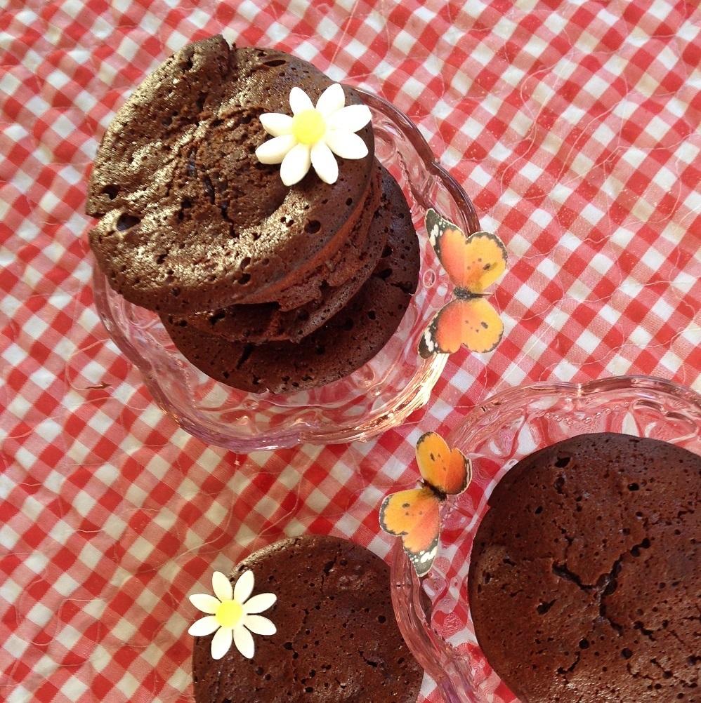 Warm Chocolate Cakes
