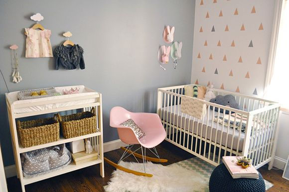 comment amenager la chambre de son bebe