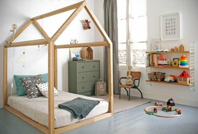Une chambre Montessori pour le petit dernier  Cocon  dco  vie nomade