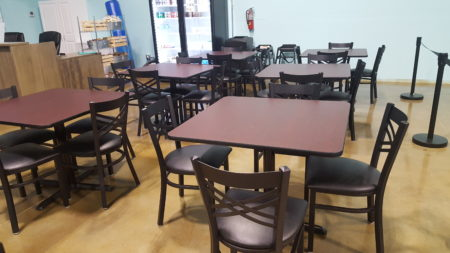 Coconut Cove Indoor Playground Adults