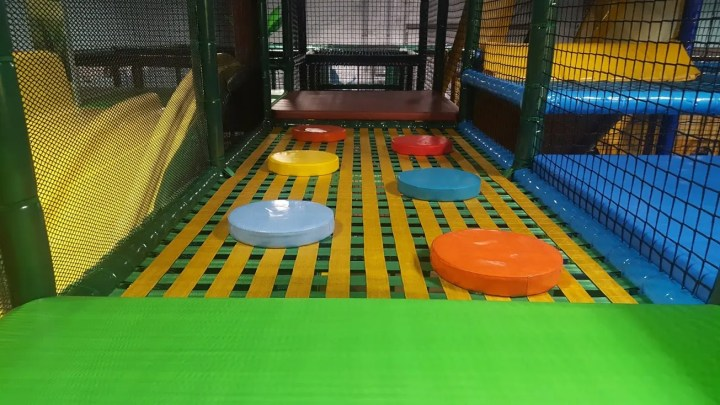 Coconut Cove Indoor Playground Stepping Stones
