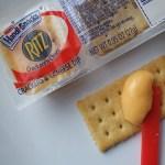 Ritz Handi-Snacks Cheese Crackers