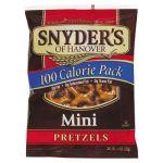 mini pretzels
