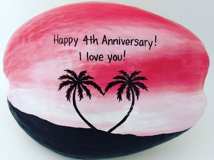 buy painted coconuts for