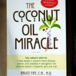 Coconut Oil Miracle book by Dr Bruce Fife